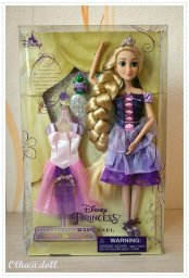 Disney Princesses Ballet Doll