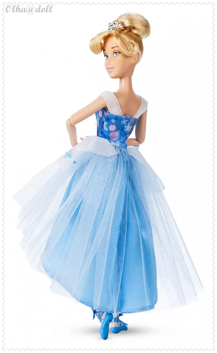 Cinderella Ballet Doll