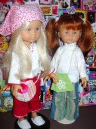 Camille H3716 и Клара