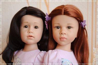 Юдита и Катарина