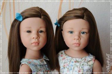 Эмилия и Оливия